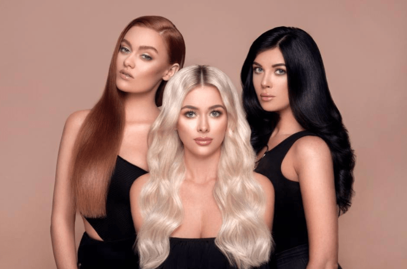 Everything You Need To Know About Bonded Hair Extensions Goss