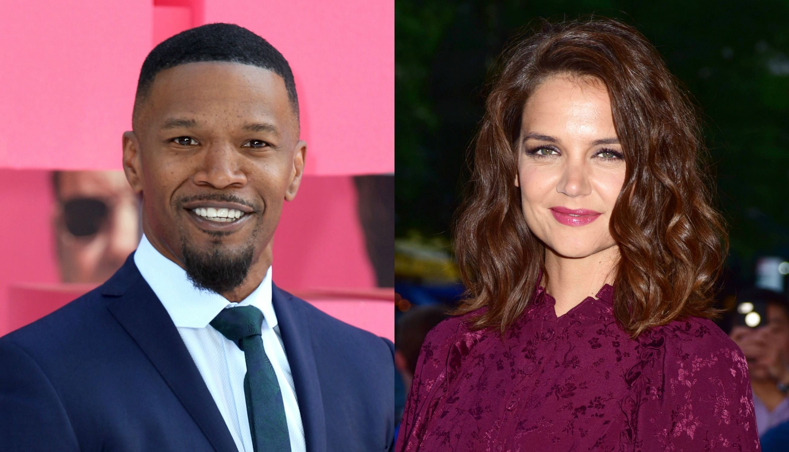 Jamie Foxx single? Star hints at Katie Holmes split at Oscars party