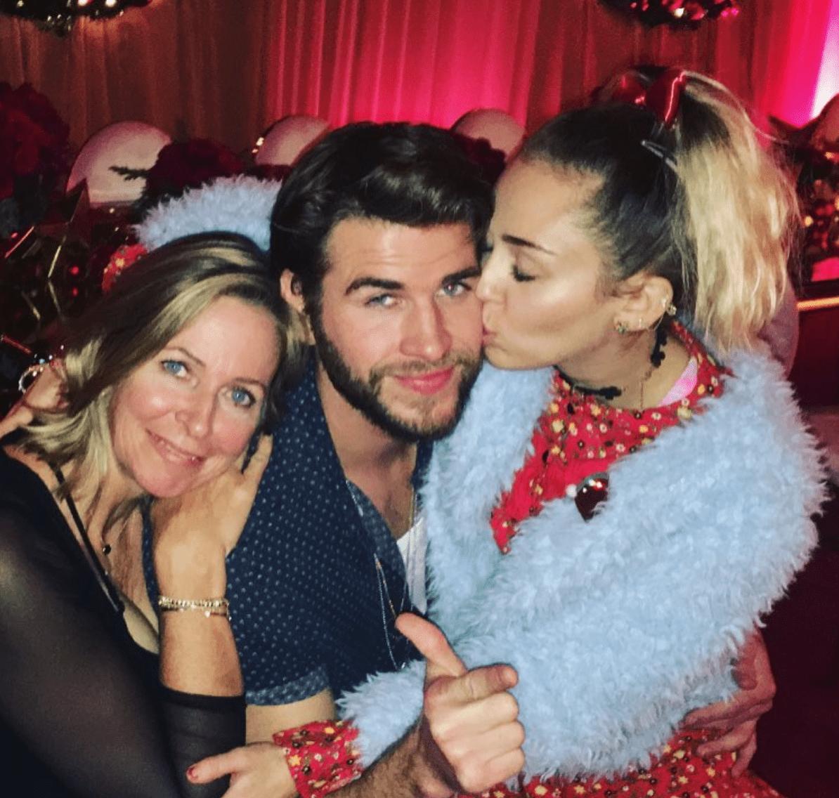 482afa3978c401 Miley Cyrus and Liam Hemsworth  wed six months ago  in secret ceremony