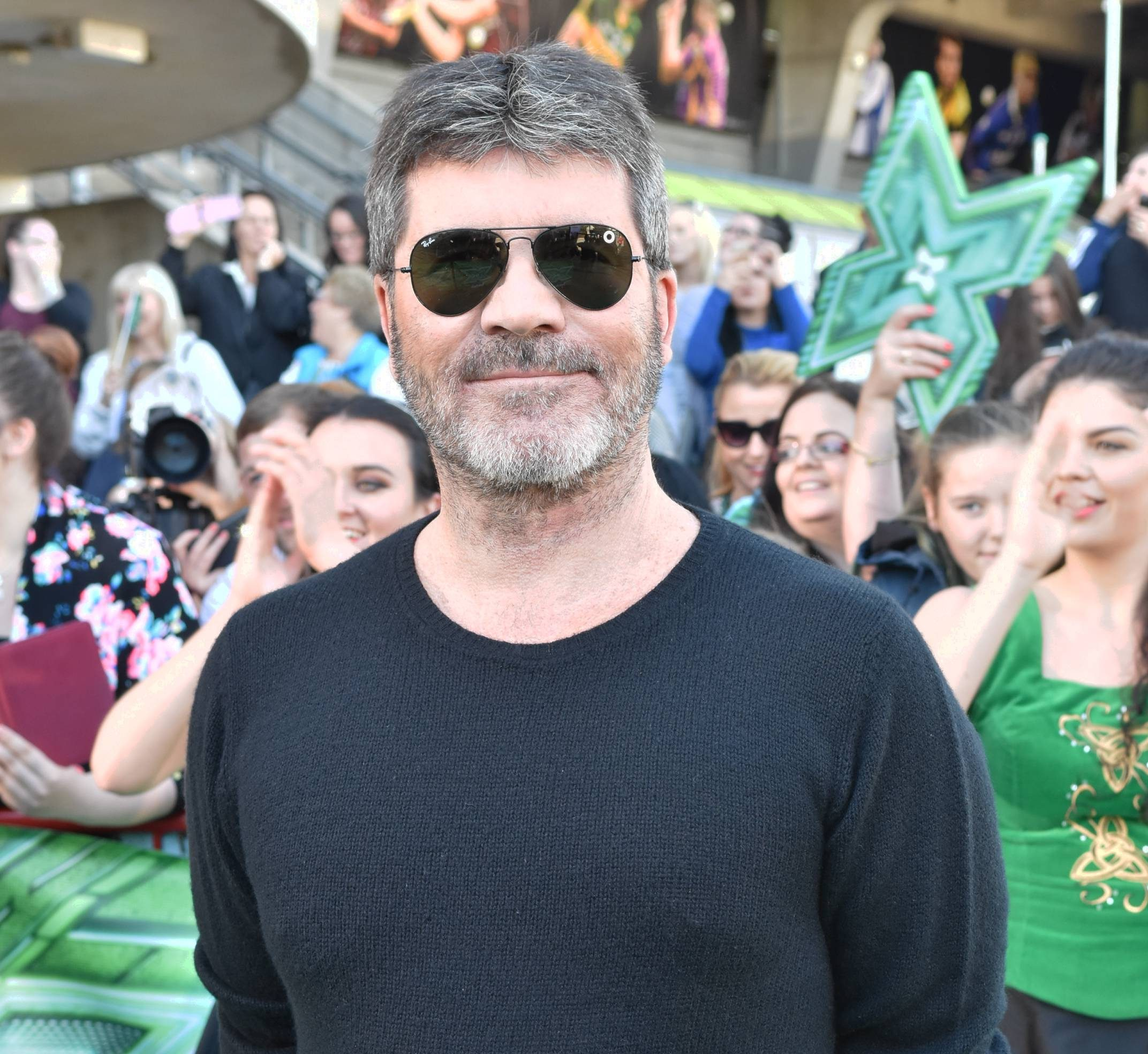 Simon Cowell reveals he is in talks with Netflix to screen hit