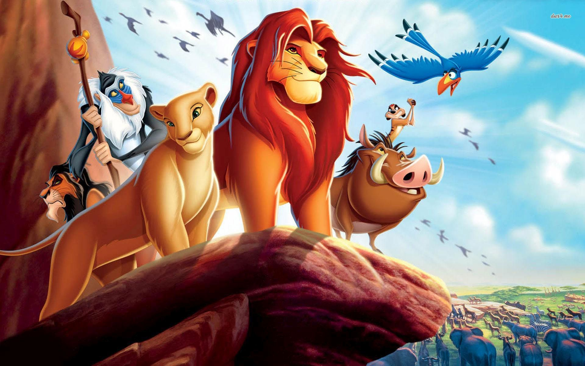 the cast for the lion king has been announced and it includes a