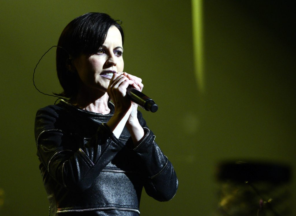 Checks on Cranberries' Dolores O'Riordan's physique