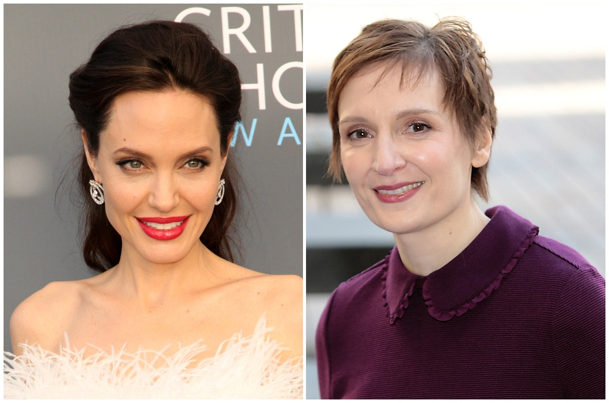 EXCLUSIVE! Oscar nominee Nora Twomey talks working with Angelina