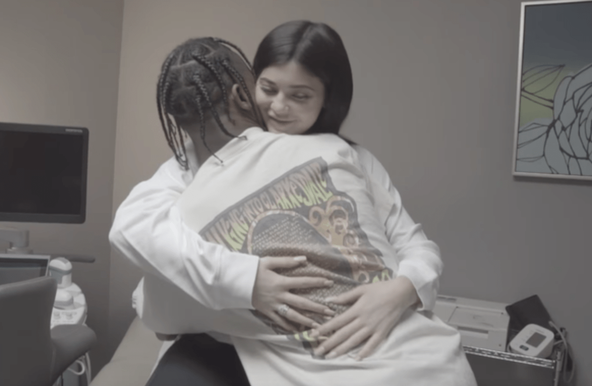 Kylie Jenner has announced her baby's name