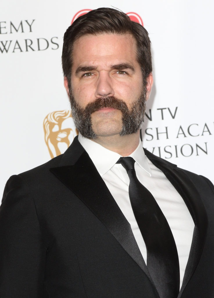 Rob Delaney: Sobriety allows me to fully grieve loss of my ... |Rob Delaney