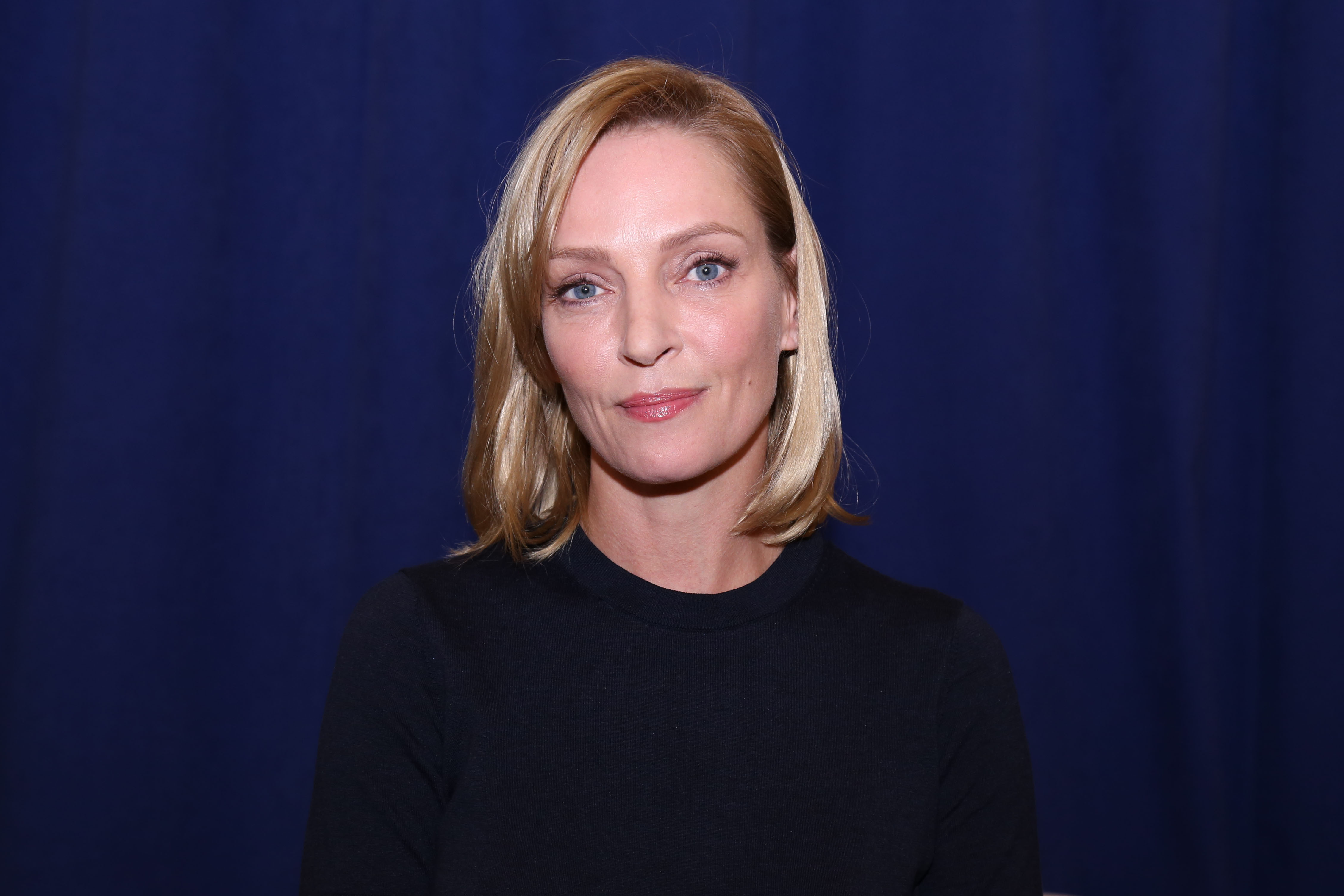 thurman single bbw women From tippi hedren to uma thurman,  some of the most successful women in the world are telling us they were  i have never had a single conversation about it .