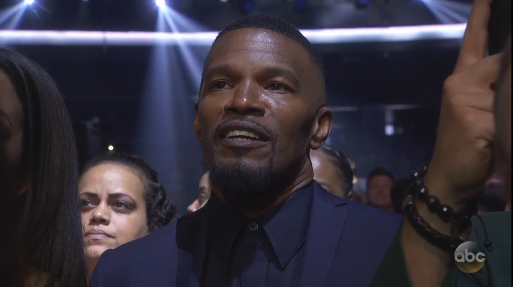 Jamie Foxx Walks Off SportsCenter After Katie Holmes Question