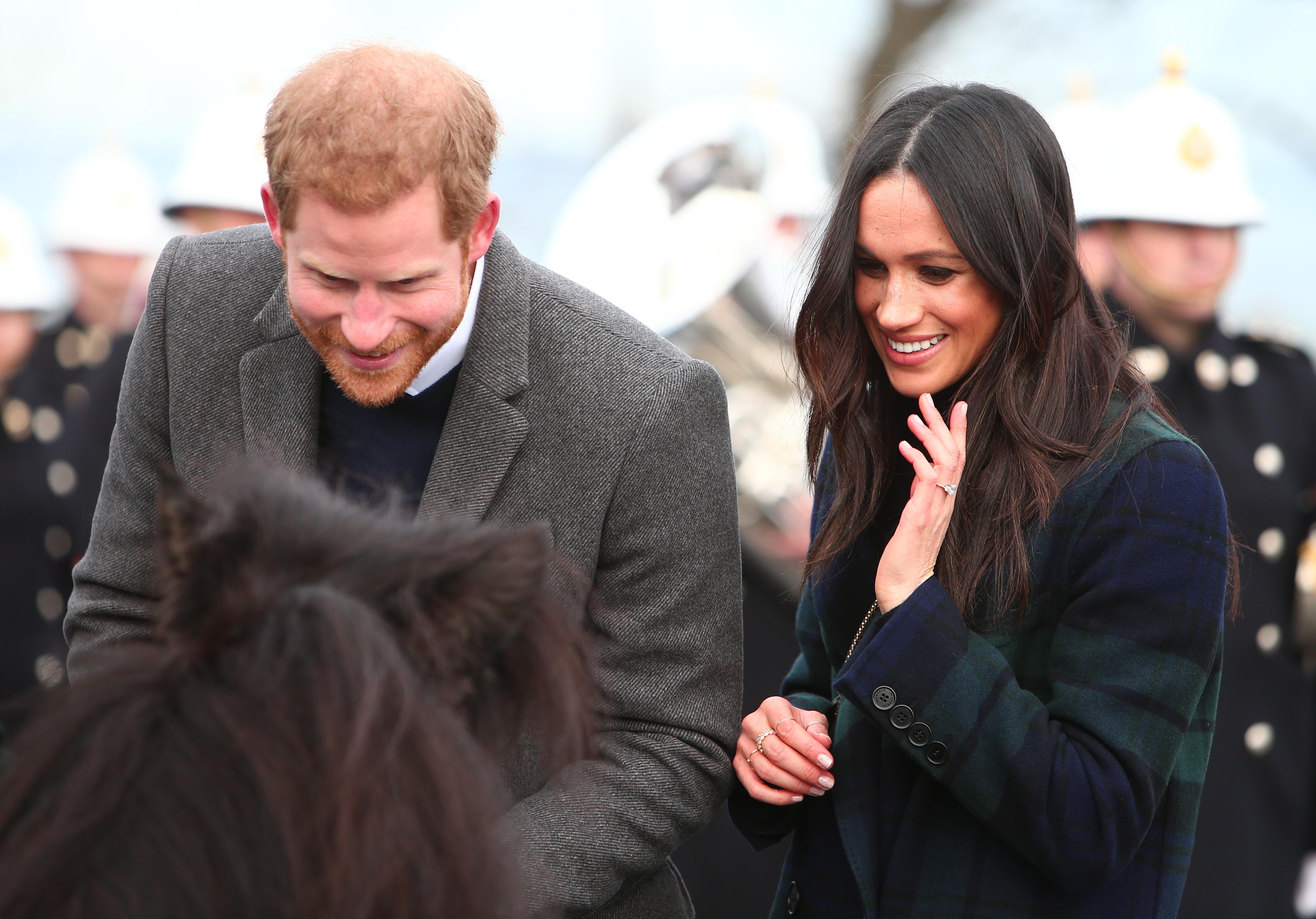 Oops! She Did It Again: Meghan Markle Breaks Royal Protocol