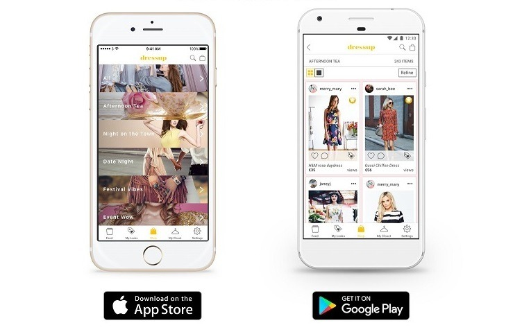 You NEED to download this new Irish fashion app - Goss ie