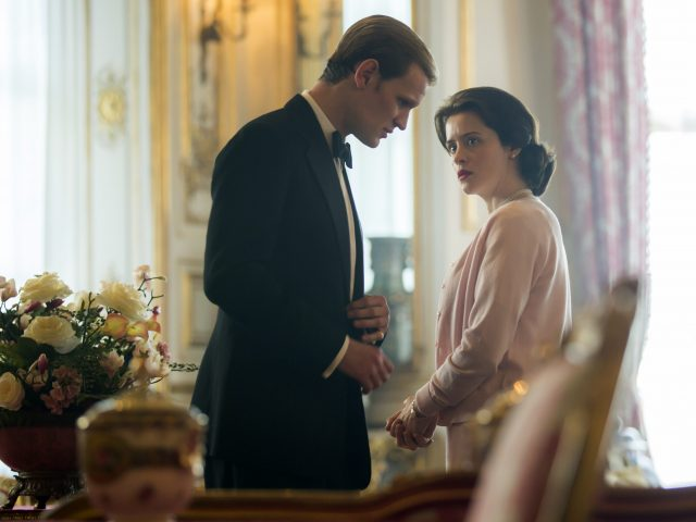 People are OUTRAGED that The Crown's Claire Foy was paid less than co-star Matt Smith