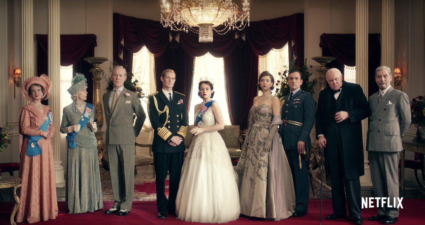 'The Crown' producers apologize for pay gap controversy