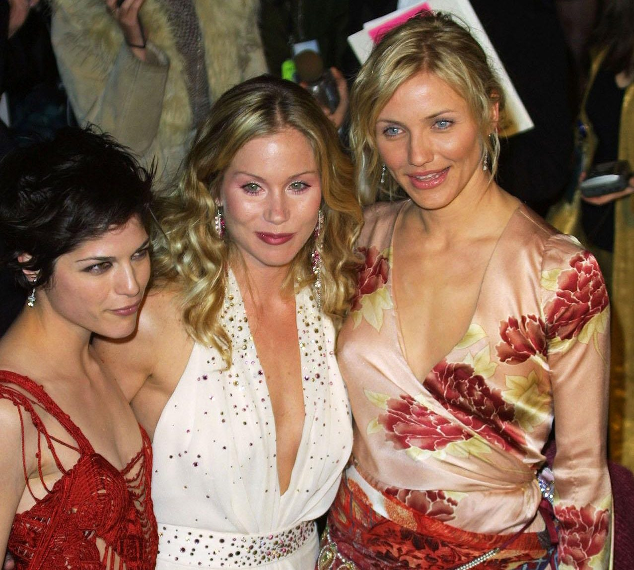 JUST KIDDING: Selma Blair says Cameron Diaz not retired