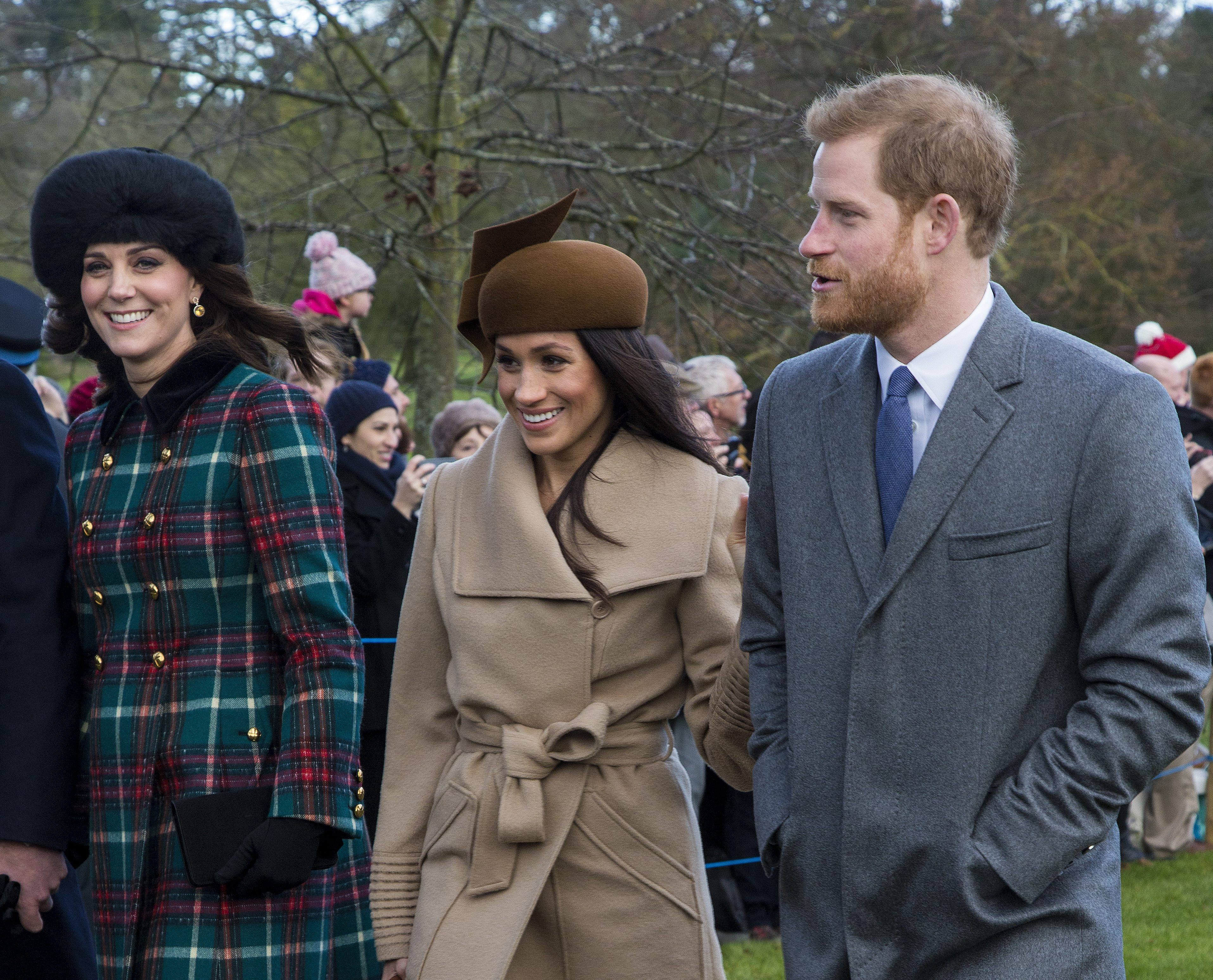 Kate Middleton and Meghan Markle WILL spend Christmas together with ...