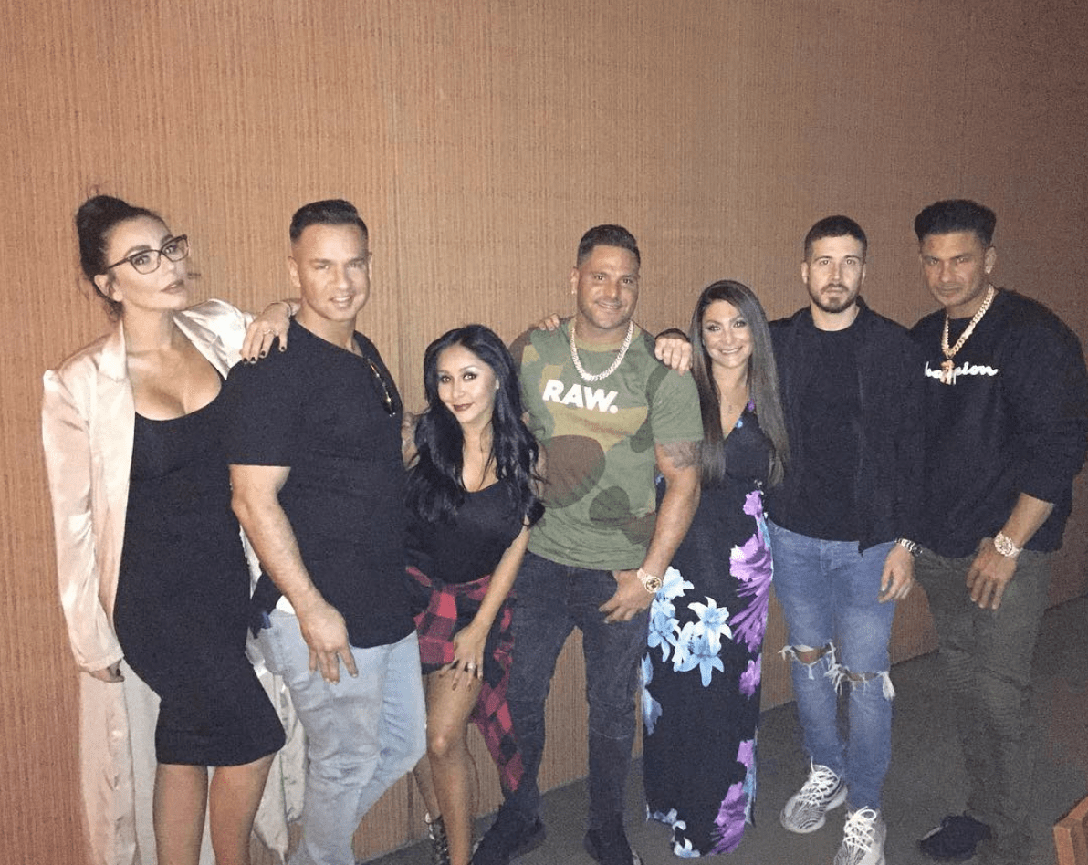 'Jersey Shore' Star Ronnie Ortiz-Magro and Girlfriend Welcome Baby Girl