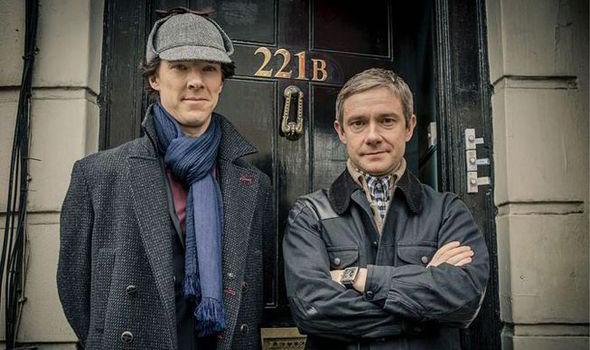 Benedict Cumberbatch Reacts to 'Sherlock' Co-Star Martin Freeman's 'Pathetic' Comments