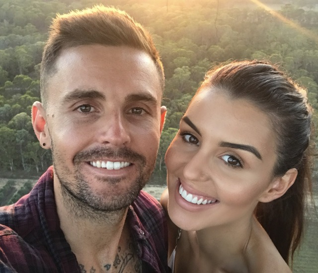 WATCH: Terrie McEvoy's Engagement Ring Is A SPARKLER