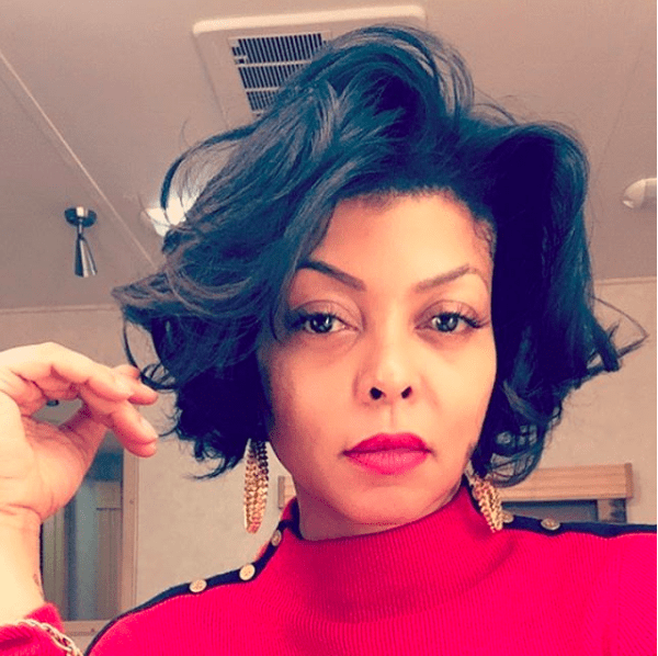'I said yes y'all!' - Taraji P Henson reveals engagement
