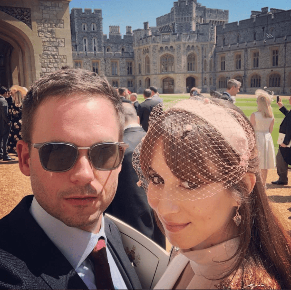 Patrick J Adams SLAMMED For Shaming Woman Who Criticised