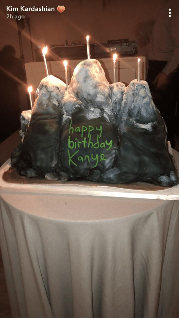 Peachy Pics The Kardashians Celebrate Kanye Wests Birthday In La Goss Ie Funny Birthday Cards Online Fluifree Goldxyz