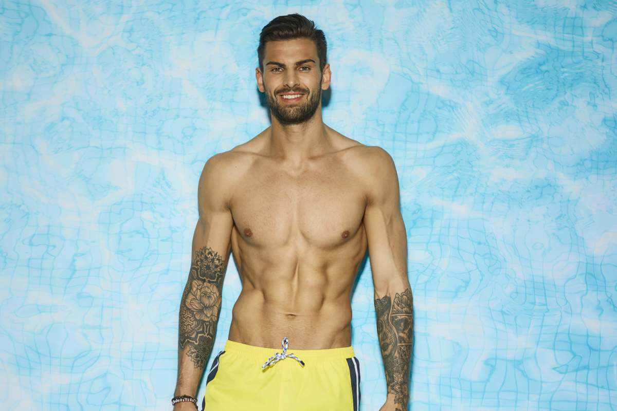 Love Island stars are secretly talking away from cameras with phones