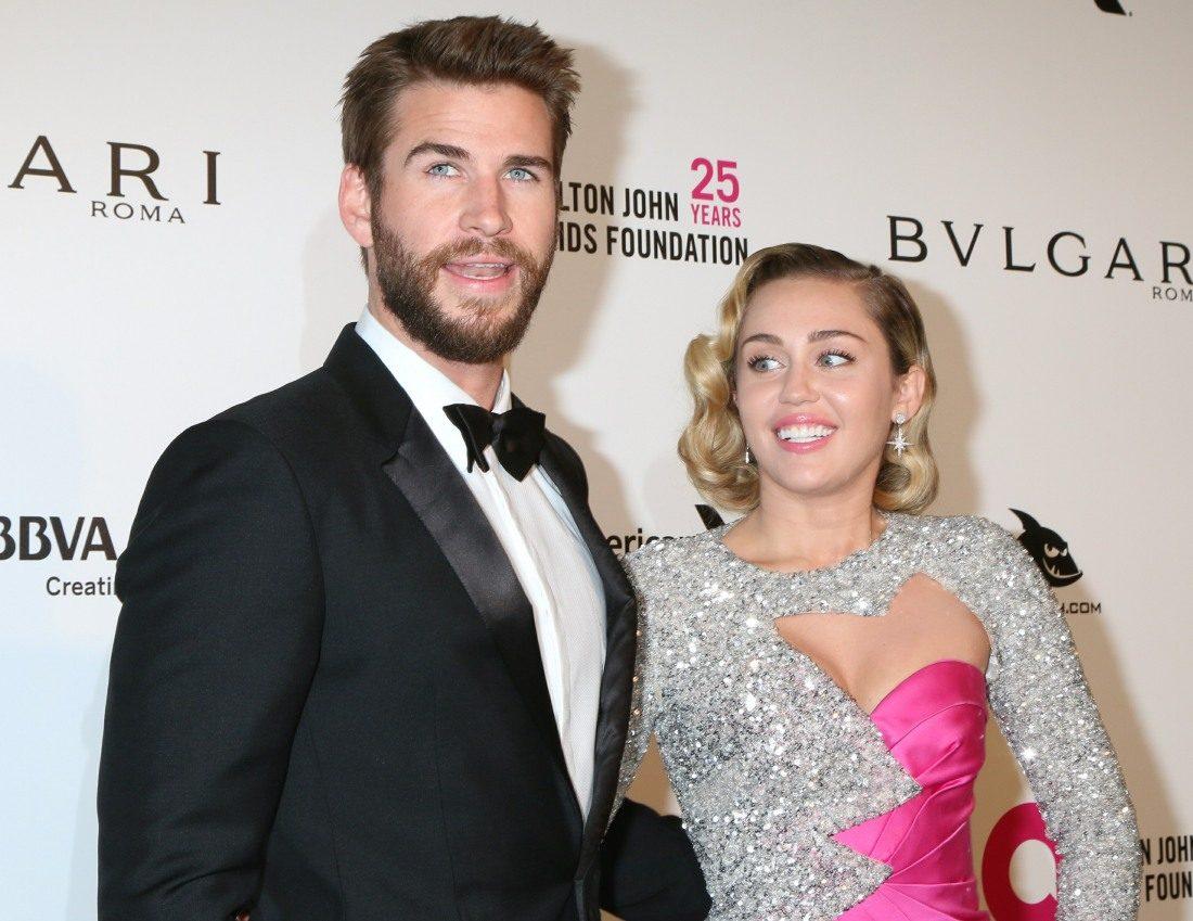 Miley Cyrus & Liam Hemsworth's Wedding Is Off, But They ... |Liam Hemsworth And Miley Cyrus Wedding Off