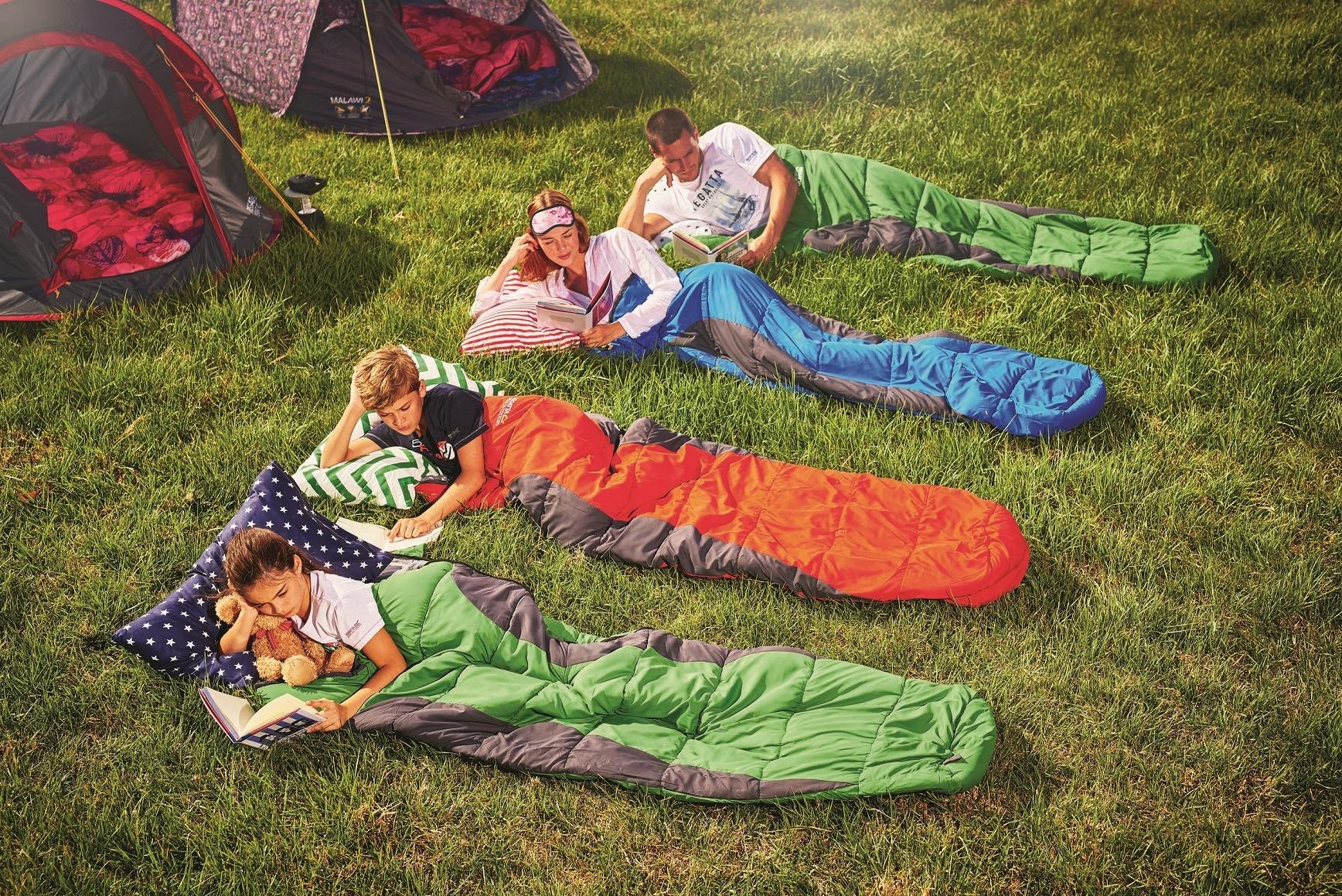 Regatta Great Outdoors Family Camping Essentials 7