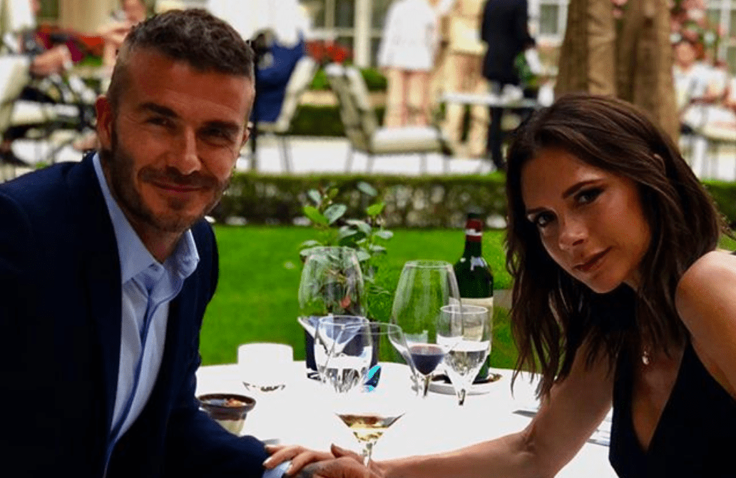 David and Victoria Beckham 'hit by attempted break-in while down under'
