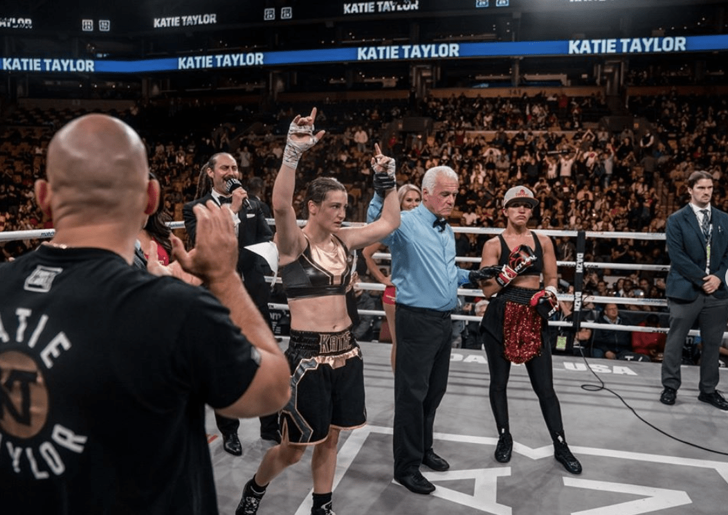 Katie Taylor Retains Titles In Dominant Win Over Cindy Serrano