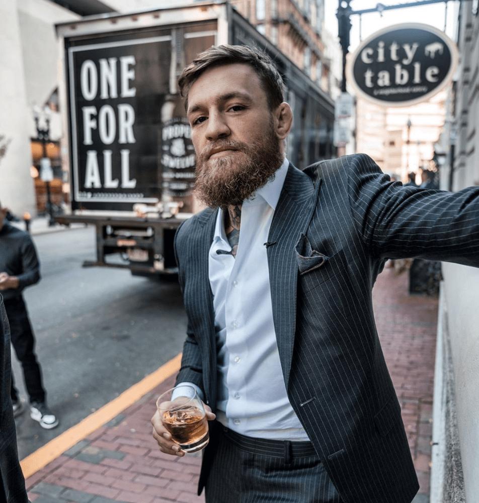 Conor Mcgregor Celebrates Hitting 30 Million Followers On Instagram