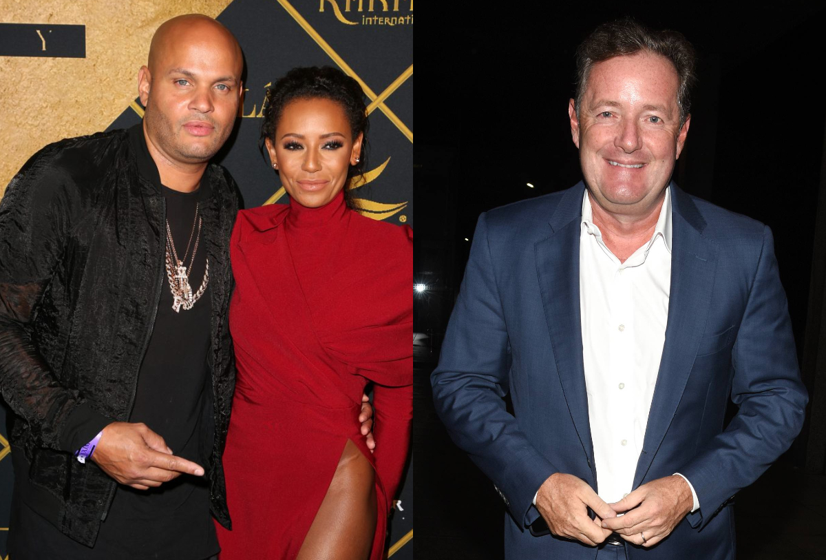 Mel B has suggested Stephen Belafonte stole her money - 28-Nov