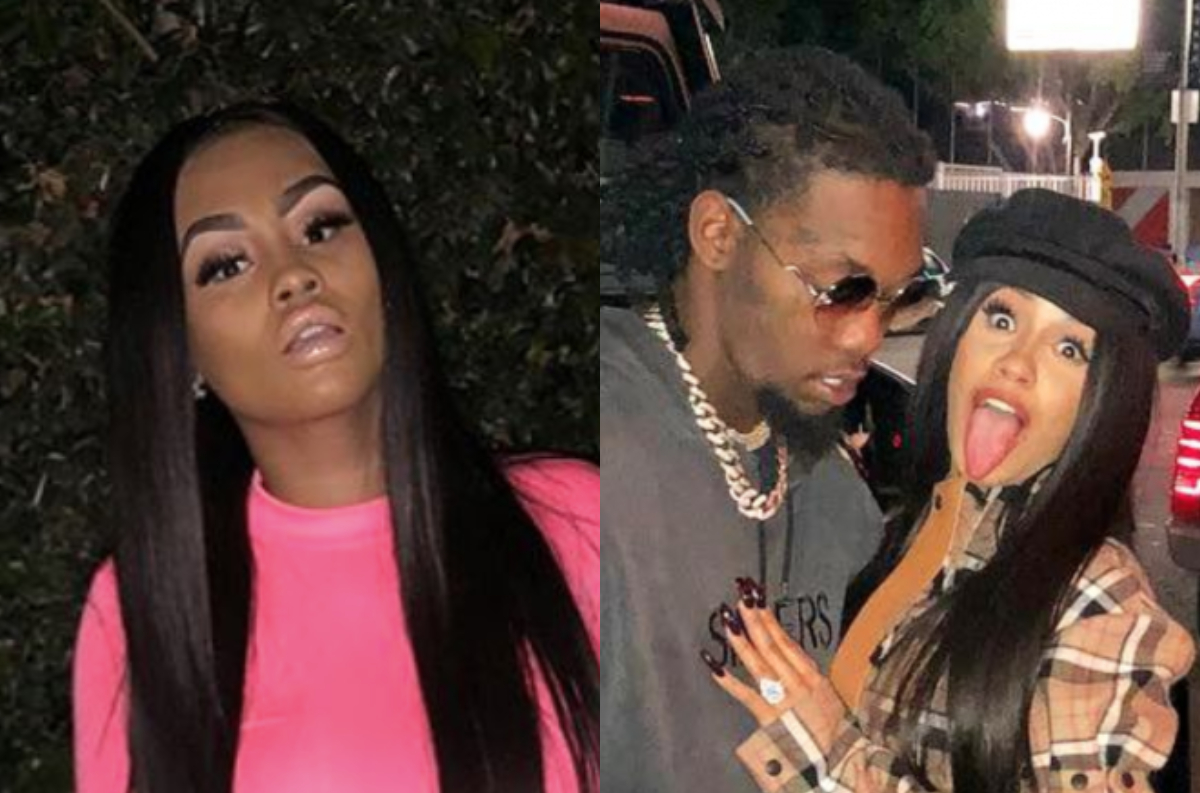 Offset Speaks Out About Split F Ck Ya Ll I Miss Cardi: Woman Accused Of Being Offset's 'mistress' Speaks Out