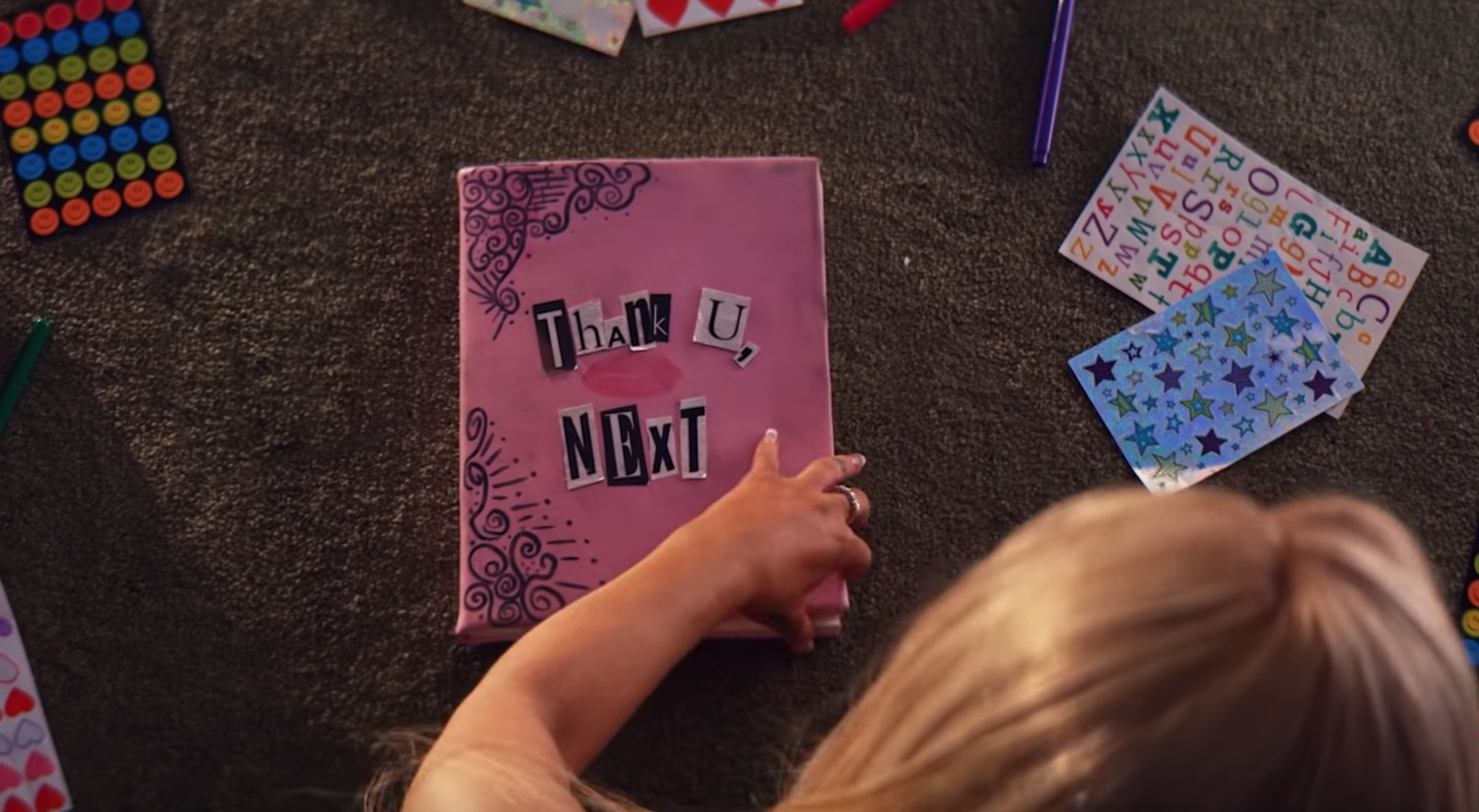 All the Pop Culture References in Ariana Grande's Thank U Next Video