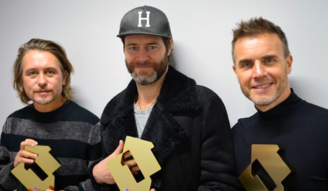 Take That cancel tour dates after Barlow family illness