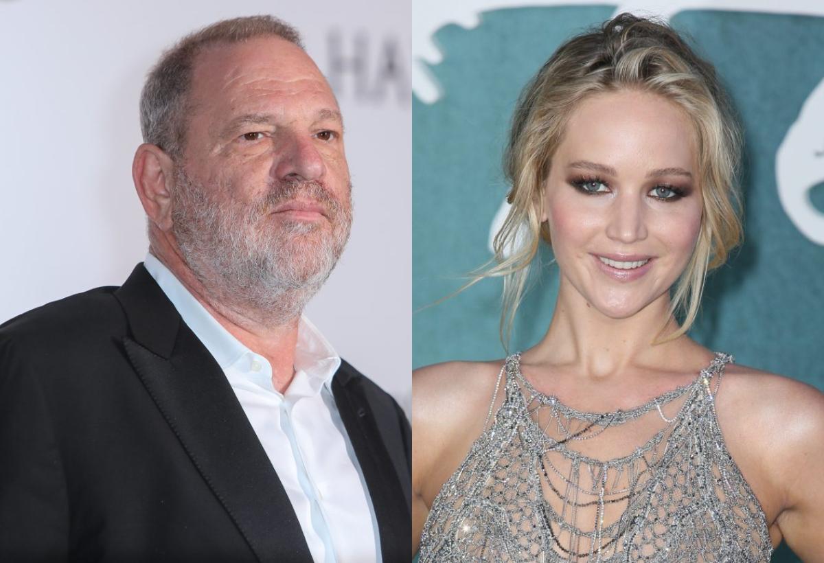 Jennifer Lawrence Denies That She Slept With Harvey Weinstein