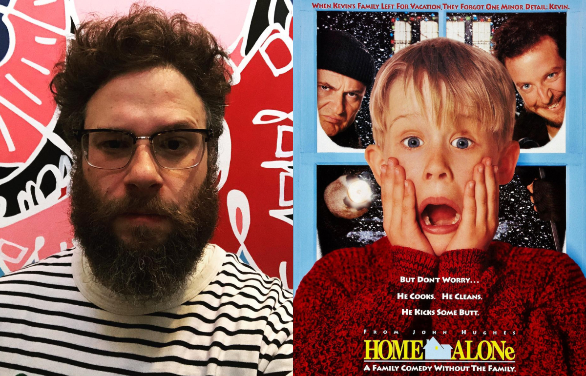 Seth Rogen Shocks Twitter When He Makes A Mind-Blowing 'Home Alone' Discovery
