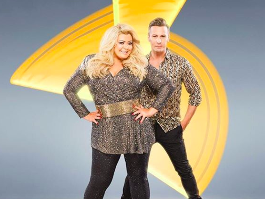 Dancing on Ice viewers only turning in for Gemma Collins obviously