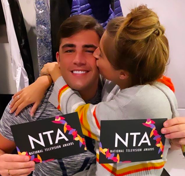 Jack Fincham Pranks Dani Dyer With An Ariana Grande Impersonator