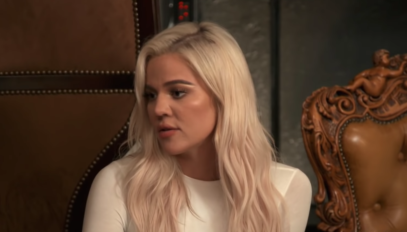 Jordyn Woods Allegedly 'Broke Down' When Confronting Khloe Kardashian