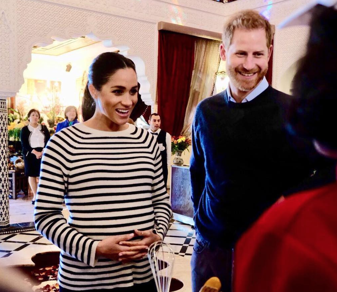 Meghan Markle Spotted Wearing Adorable 'mummy' Necklace
