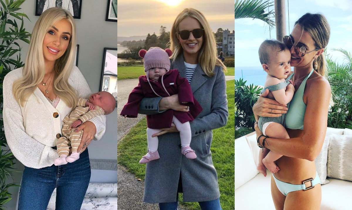 10 New Irish Mums Celebrating Mother's Day This Year - Goss.ie
