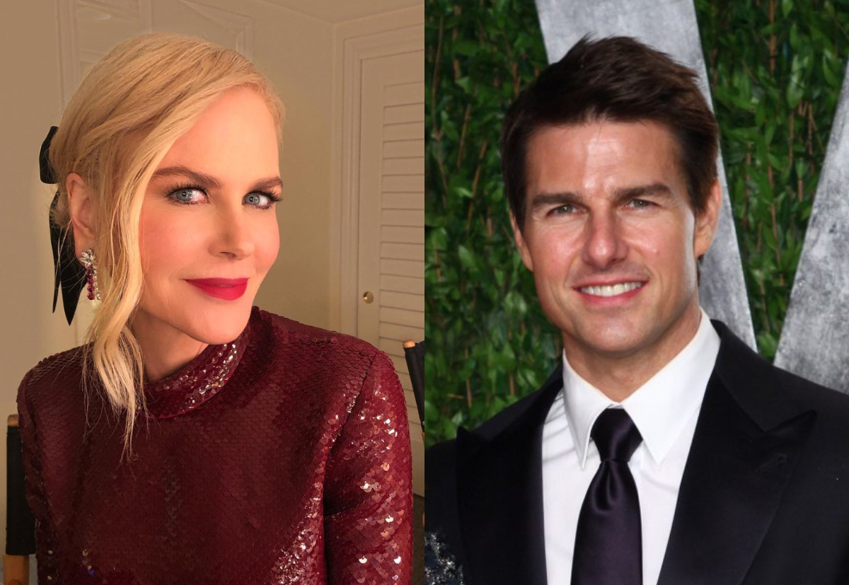 Tom Crusie Wedding.Tom Cruise Has Reportedly Banned Ex Wife Nicole Kidman From Their