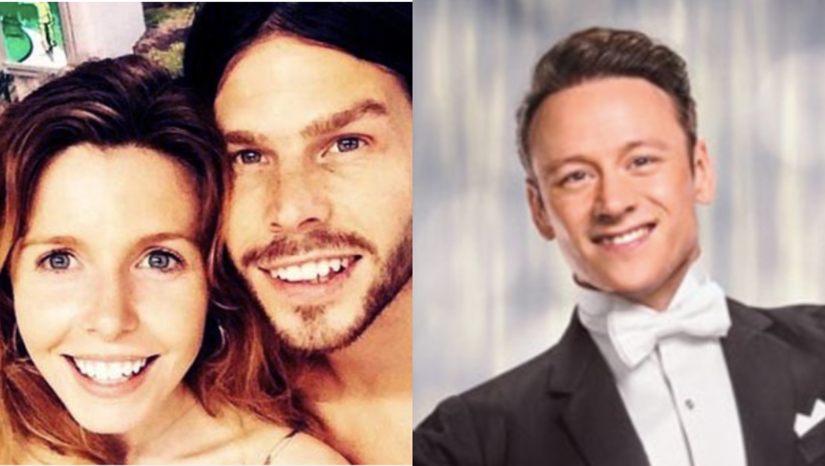 Stacey Dooley's boyfriend calls Kevin Clifton a snake after confronting him