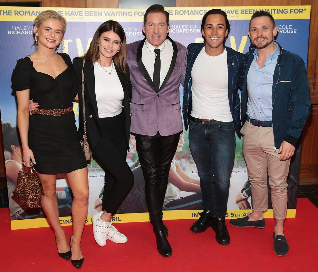 PICS: Stars Join Julian Benson At JBCFF Screening Of Five