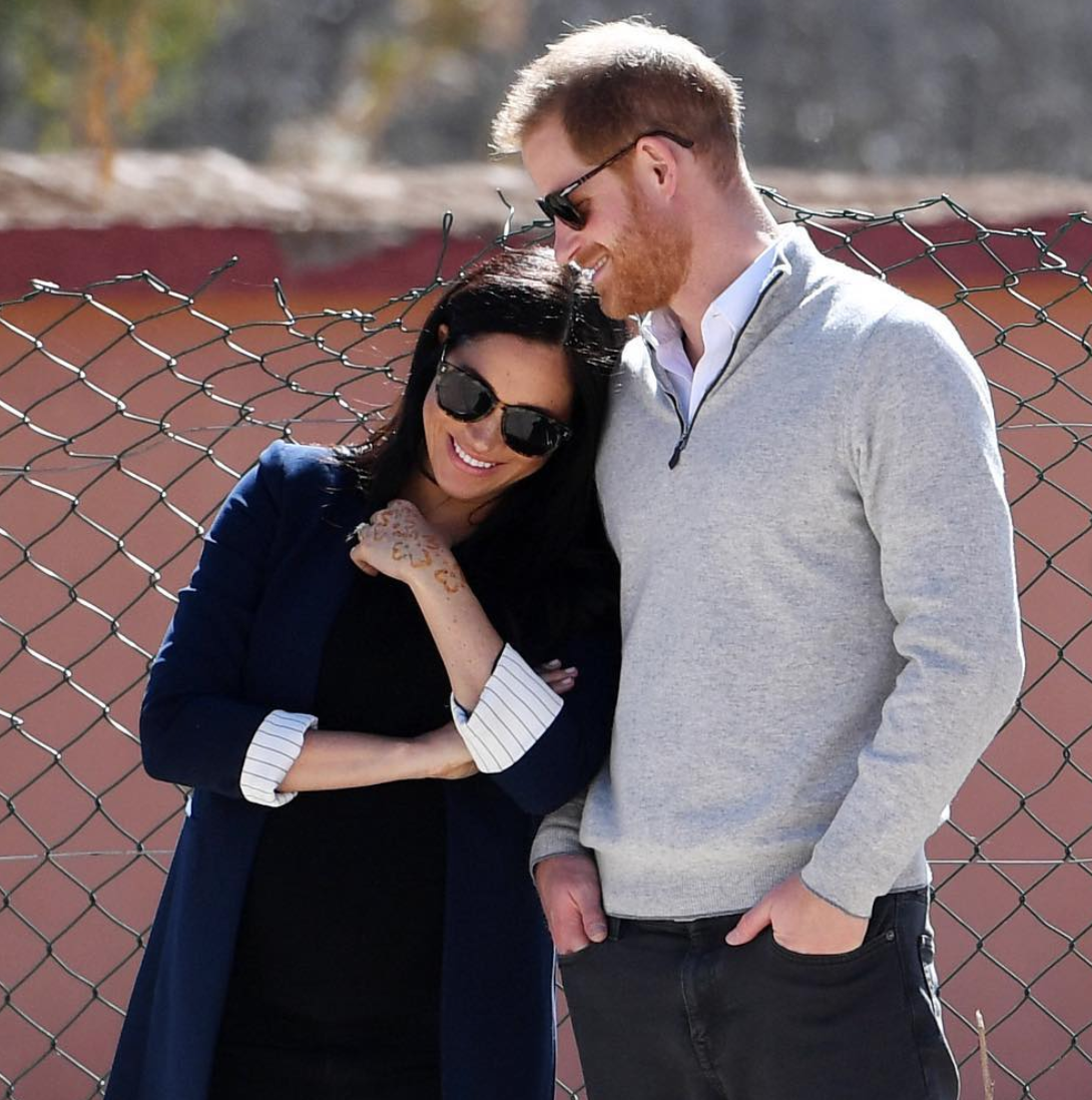 Will Meghan and Harry Hire an American Nanny?