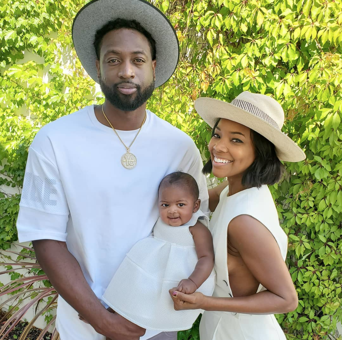 Gabrielle Union shares the moment she first met her daughter