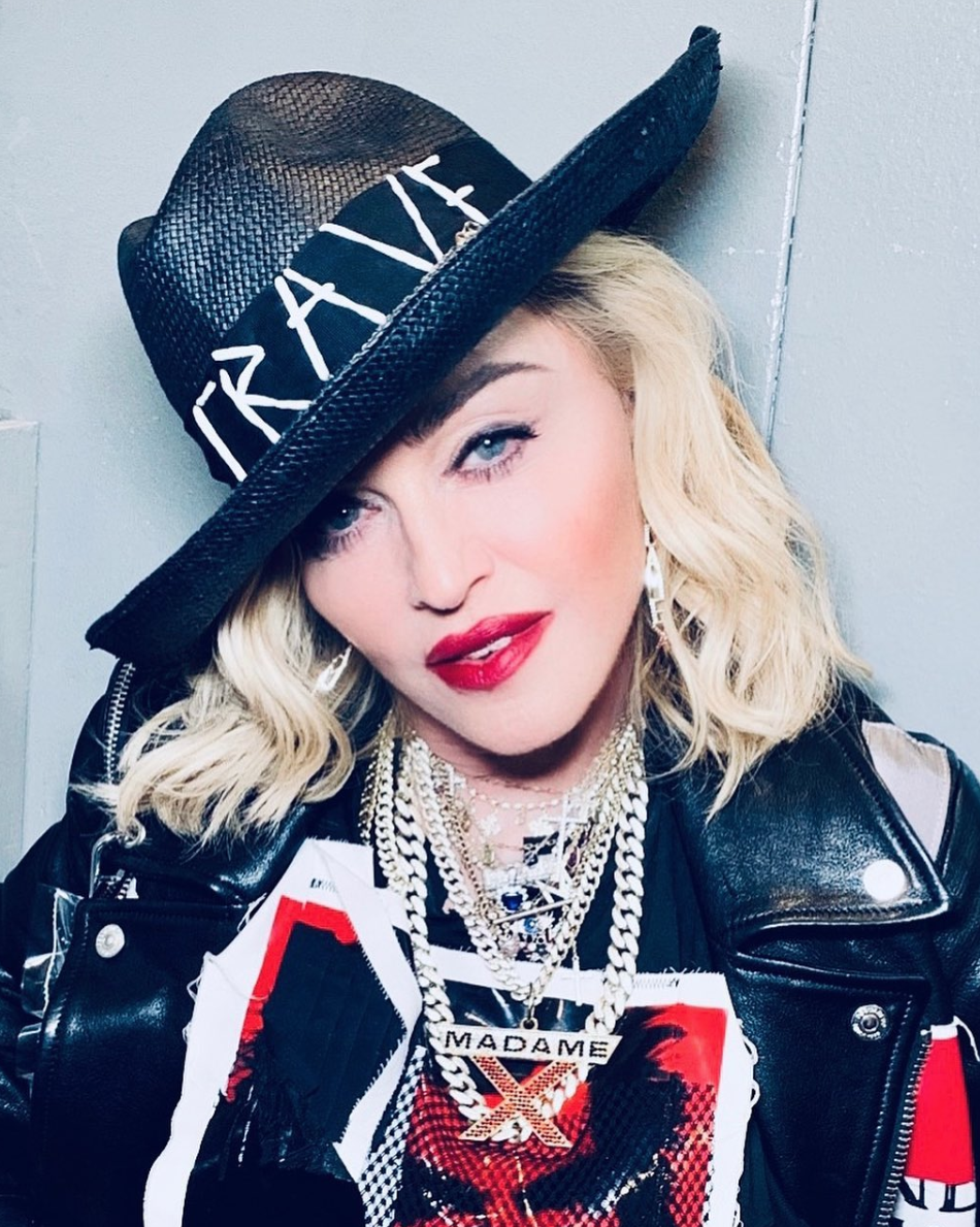 Madonna supports Miley Cyrus amidst latter's divorce storm