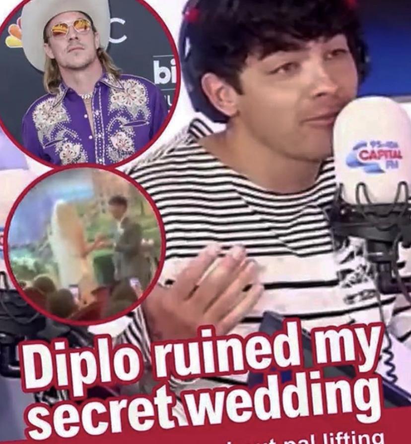 Diplo Hits Back At Joe Jonas After Saying The DJ 'ruined