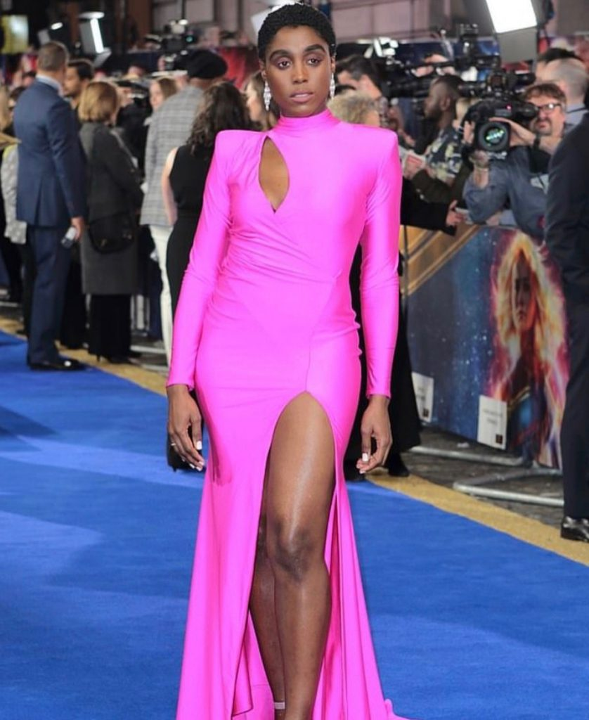 Bond: Actress Lashana Lynch introduced as the new 007