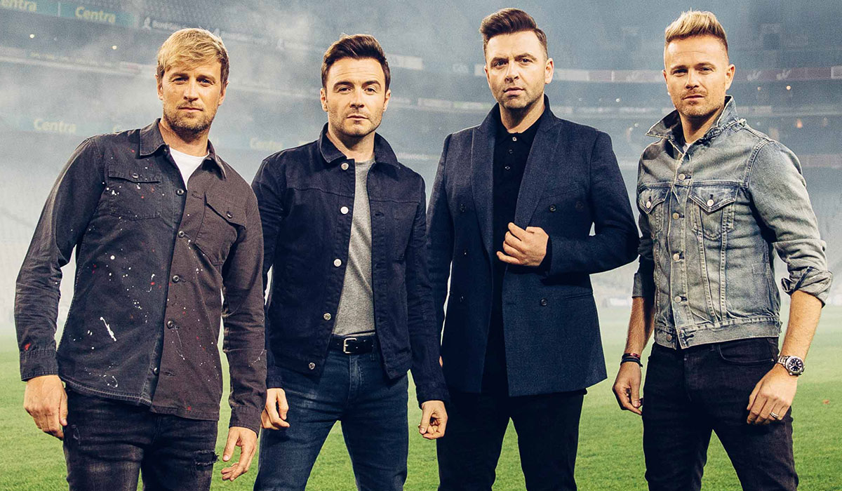 Westlife set to embark on MASSIVE world tour in 2020 - after Mark ...