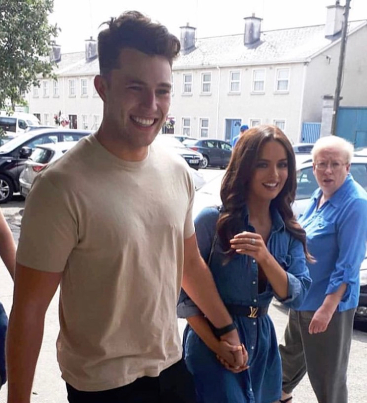 Love Island's Maura is 'very happy' with Curtis